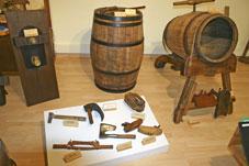 Le musée du bois à Revel