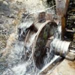 Utilisation de la force hydraulique …