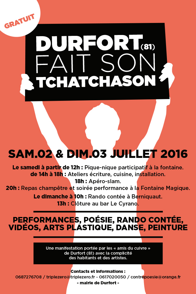 tchatchason 2016 fly recto