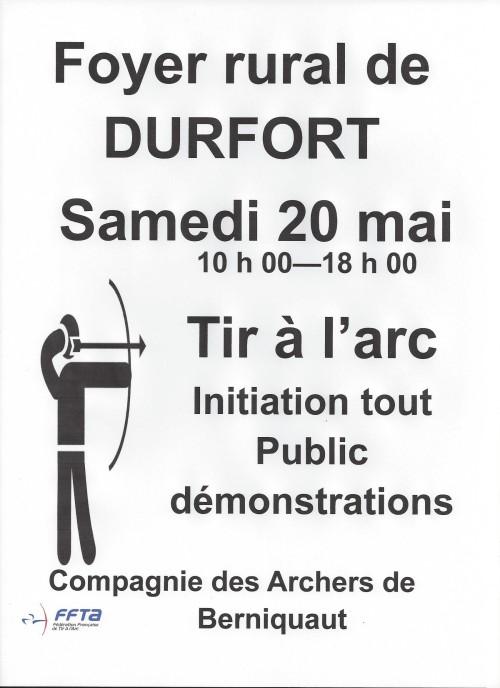 TIR A L'ARC PORTE OUVERTES 20052017